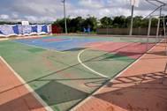 Camacã recebe quadra poliesportiva e anúncio de novos investimentos que somam R$ 14 milhões