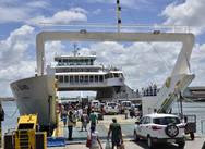 A��o de sa�de atende clientes do sistema Ferry-Boat