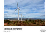 Bahia ocupa 2� lugar no ranking nacional de produ��o de energia e�lica