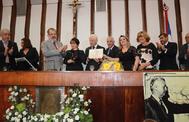 Sess�o especial homenageia Vasco Neto
