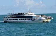 Embarca��es do Ferry passam por manuten��es regulares