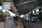 Obras do metrô -  Estação aeroporto