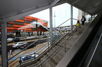 Governador Rui Costa entrega a nova passarela de pedestres da Est...