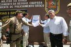 Governador Rui Costa inaugura o Inauguração do Departamento de Po...