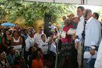 Ações do Governo do Estado na cidade de Santa Maria da Vitória