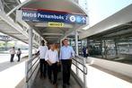 Governador Rui Costa e Moema Gramacho inauguram passarela da Esta...