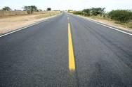 Entrega da obra de restauração da rodovia BR-349