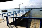 Terminal Hidroviário de Mutá é entregue recuperado em Jaguaripe