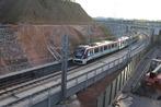 Metrô inicia operação sem passageiros entre Mussurunga e Aeroport...