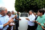 Governador entrega rodovia e anuncia novas intervenções em Água F...