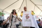 Governador Rui Costa entrega pavimentação de rodovia em América D...