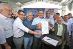 Governador Rui Costa inaugura obras em Ilhéus