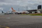 Aeroporto Jorge Amado, em Ilhéus, terá voos extras neste mês de j...