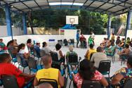 Reunião sobre o Passe Livre Intermunicipal para pessoas com deficiência
