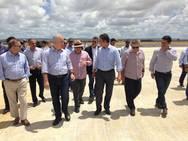 Novo aeroporto de Vit�ria da Conquista passa por vistoria